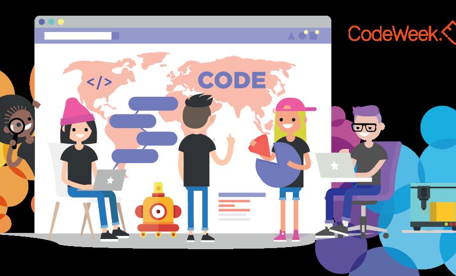 mc Group supports EU Code Week