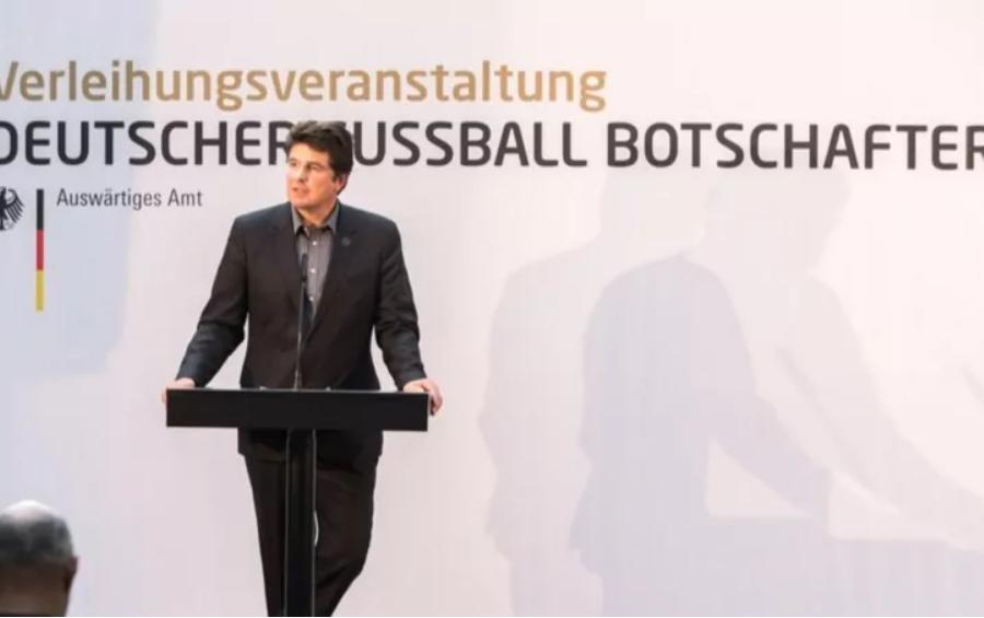 German Football Ambassador
